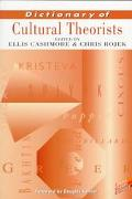 Dictionary of Cultural Theorists