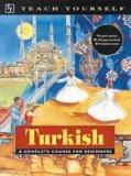 Turkish (Teach Yourself)
