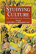 Studying Culture An Introductory Reader