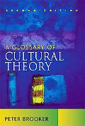 Glossary of Cultural Theory