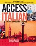 Access Italian : A First Language Course