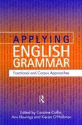 Applying English Grammar Functional and Corpus Approaches
