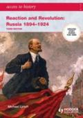 Reaction And Revolutions 1894-1924