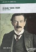 Britain 1890-1924