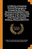 A Collection of American Pictorial Photographs as Arranged by the Photo-Secession and Exhibi...
