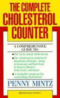 Complete Cholesterol Counter - Penny Mintz - Mass Market Paperback