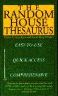 Random House Thesaurus