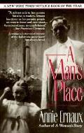 Man's Place - Annie Ernaux - Paperback