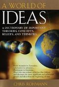 World of Ideas A Dictionary of Important Theories, Concepts, Beliefs, and Thinkers