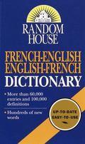 Random House French-English English-French Dictionary