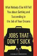 Jobs That Don't Suck