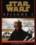 Star Wars Episode I The Phantom Menace  Illustrated Screenplay