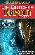 Storm Front (Dresden Files Series #1)