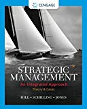 Strategic Management: Theory & Cases: An Integrated Approach (MindTap Course List)