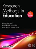Research Methods In Education 8Th Edition.