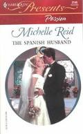 Spanish Husband - Michelle Reid - Mass Market Paperback