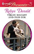 Virgin Bought And Paid For (Harlequin Presents #2821)