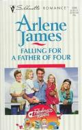 Falling for a Father of Four - Arlene James - Mass Market Paperback