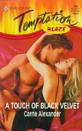 A Touch of Black Velvet
