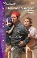 Grayson's Surrender - Catherine Mann - Mass Market Paperback
