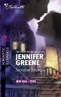 Secretive Stranger (Silhouette Romantic Suspense)