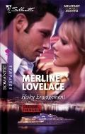 Risky Engagement (Silhouette Romantic Suspense)