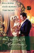 One Candlelit Christmas: Christmas Wedding Wish/The Rake's Secret Son/Blame it on the Mistle...