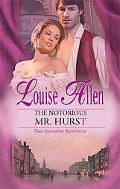 The Notorious Mr. Hurst (Harlequin Historical Series)