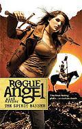 The Spirit Banner (Rogue Angel)