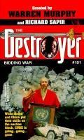 Bidding War - Warren B. Murphy - Mass Market Paperback