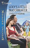 Lexy's Little Matchmaker (Silhouette Special Edition Series #1978)