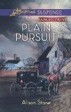 Plain Pursuit (Love Inspired LP Suspense)