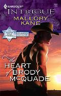 Heart of Brody McQuade (Harlequin Intrigue Series #1069)