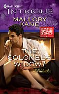 The Colonel's Widow? (Harlequin Intrigue Series)
