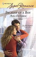 Because of a Boy (Harlequin Super Romance #1449)