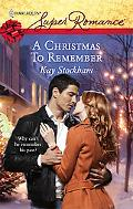 A Christmas to Remember [Harlequin Super Romance Series #1453]