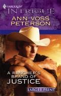 Rancher's Brand of Justice