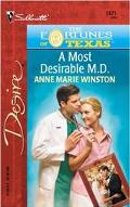 Most Desirable M.D. (The Fortunes Of Texas: The Lost Heirs) - Anne Marie Winston - Mass Mark...