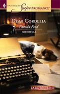 Dear Cordelia