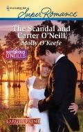 Scandal and Carter O'Neill