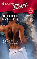 Ms. Match (Harlequin Blaze #424)