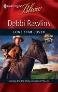 Lone Star Lover (Harlequin Blaze)