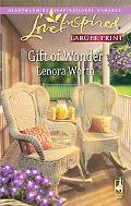 Gift of Wonder (Steeple Hill Love Inspired (Large Print))