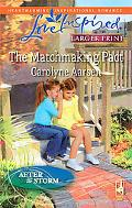 The Matchmaking Pact (Steeple Hill Love Inspired (Large Print))