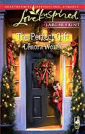 The Perfect Gift (Steeple Hill Love Inspired (Large Print))