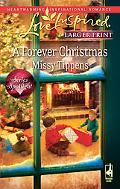 A Forever Christmas (Steeple Hill Love Inspired (Large Print))