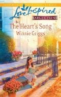 The Heart's Song (Steeple Hill Love Inspired (Large Print))