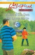 A Dad of His Own (Steeple Hill Love Inspired (Large Print))