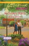 An Unlikely Match (Love Inspired (Large Print))