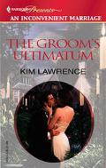 Groom's Ultimatum